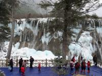 Tour Jiuzhaigou in January