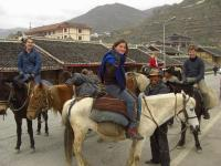 Horse Riding in Mounigou
